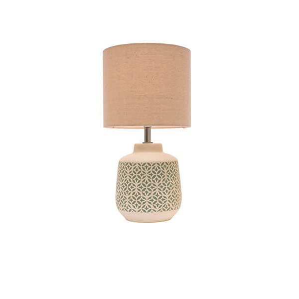 Natalia Modern Traditional Ceramic Table Lamp