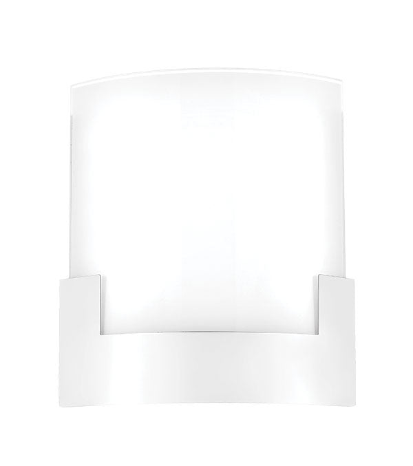 Solita 20cm White Colour-changing LED Wall Sconce
