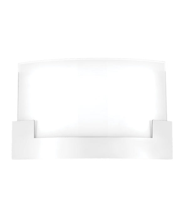 Solita 35cm White Colour-changing LED Wall Sconce