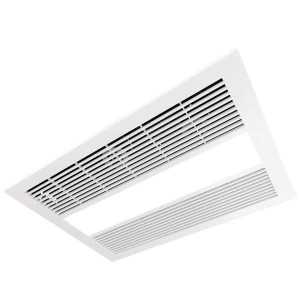 Sahara White 3-in-1 Bathroom Heater and Exhaust Fan