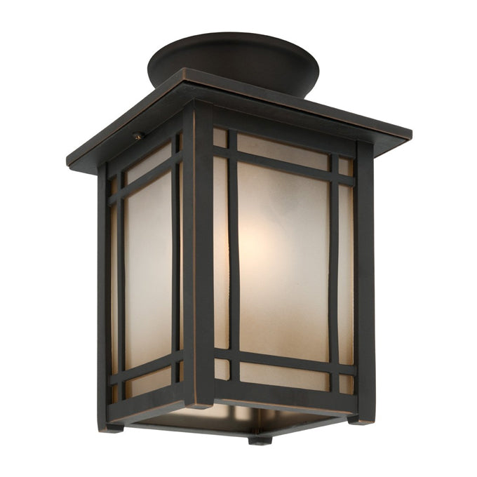 Sierra DIY Oriental-style Oil-rubbed Bronze Batten Fix