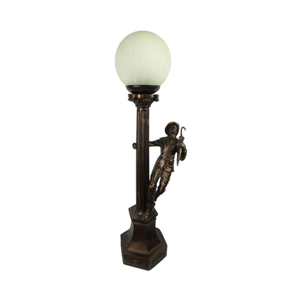 Art Deco Singing in the Rain Table Lamp TLA-PL05W