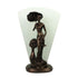 Art Deco Umbrella Lady Table Lamp TLA-PL63056