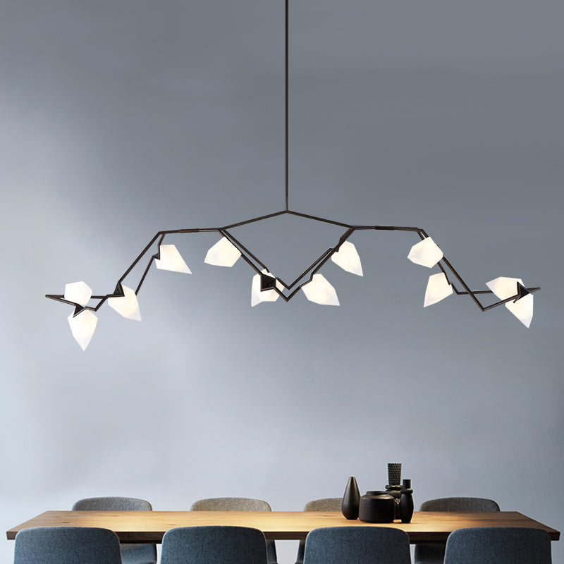 Hive 12 light pendant