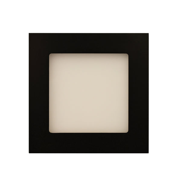 UWLED100 LED Wall Light Black 3000k