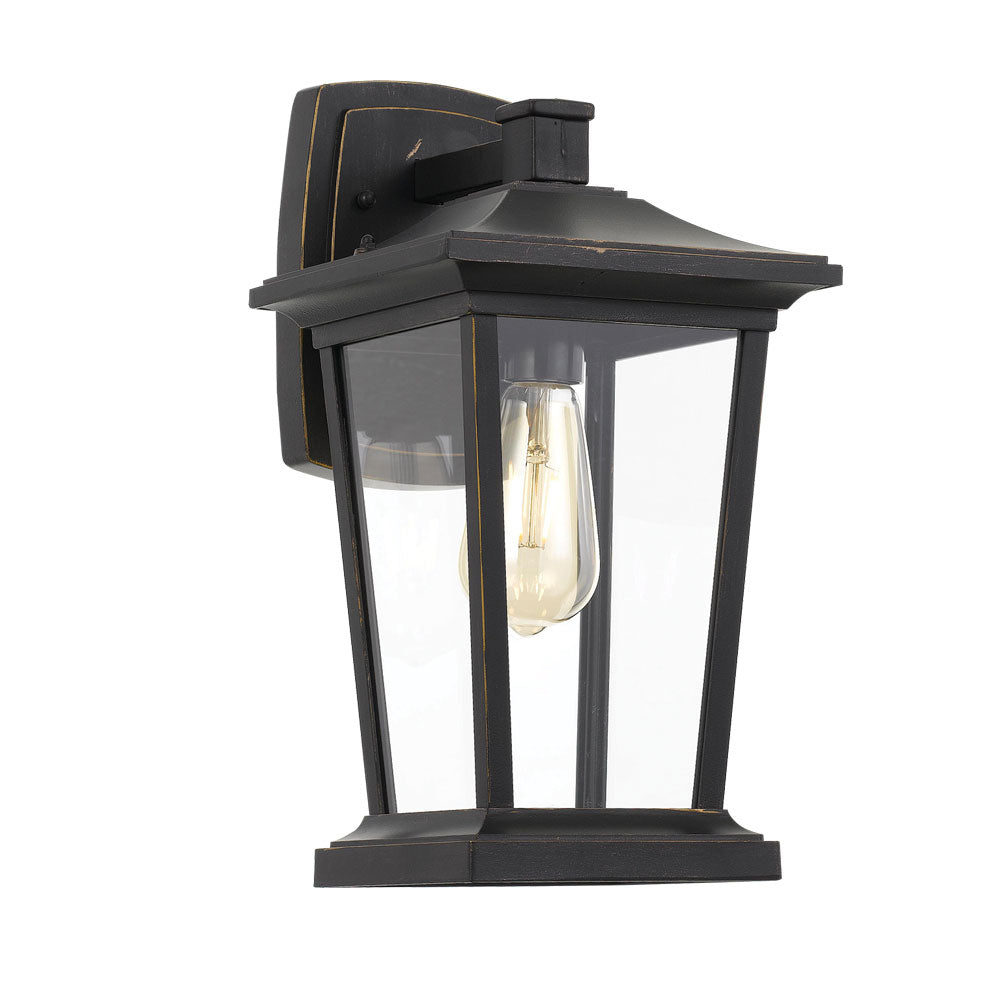 Walton Tapered Box and Large Panel Exterior Coach Light