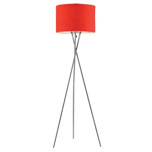 Denise Red Floor Lamp