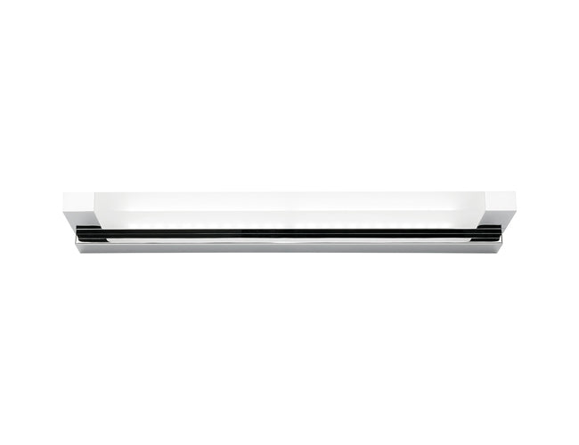 Extreme 12wt Chrome and Frost Acrylic Overhang LED Vanity Light