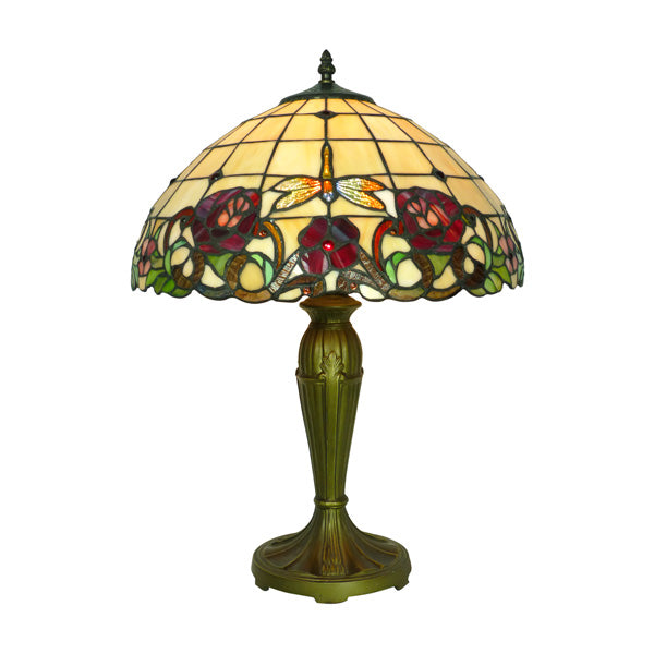 "Tiffany Amadeus 16"" Table Lamp"
