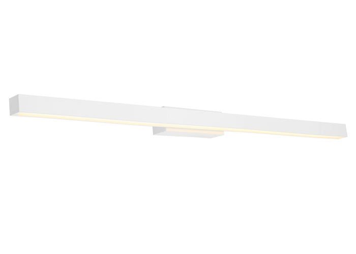 Polo 24wt White LED Vanity Wall Light