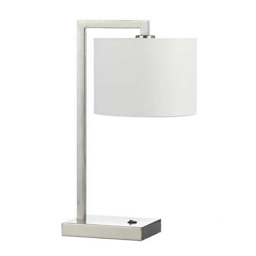 Sala Arc Arm and Drum Table Lamp