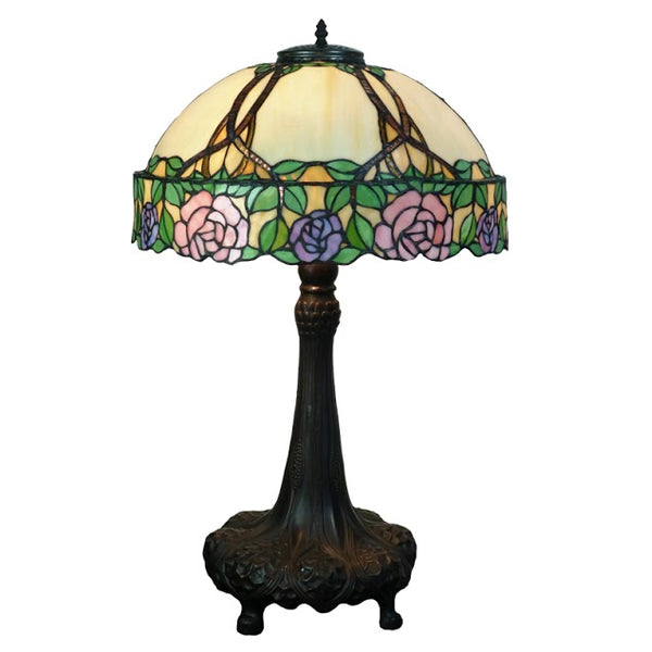 "Cassandre 20"" Tiffany Table Lamp"