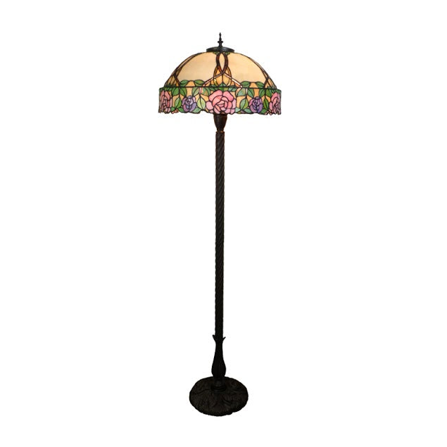 "Tiffany Cassandre 20"" Floor Lamp"