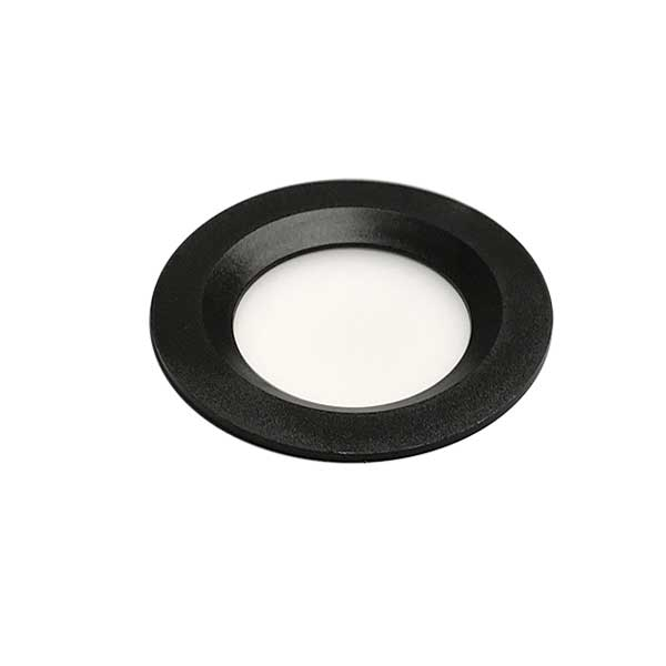 Urban Black/Black 3000k Flat Downlight Kit