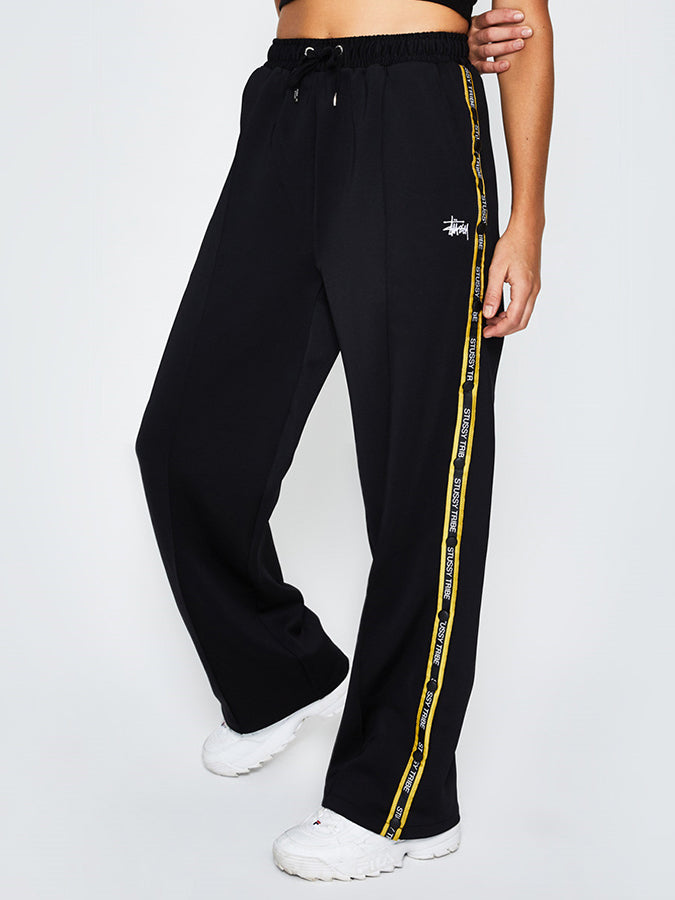 Stussy women Rowe Trackpants Black