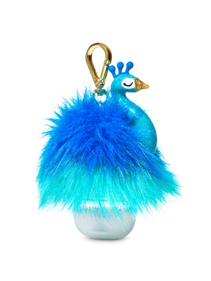 Bath and Body works PocketBac Holder Peacock