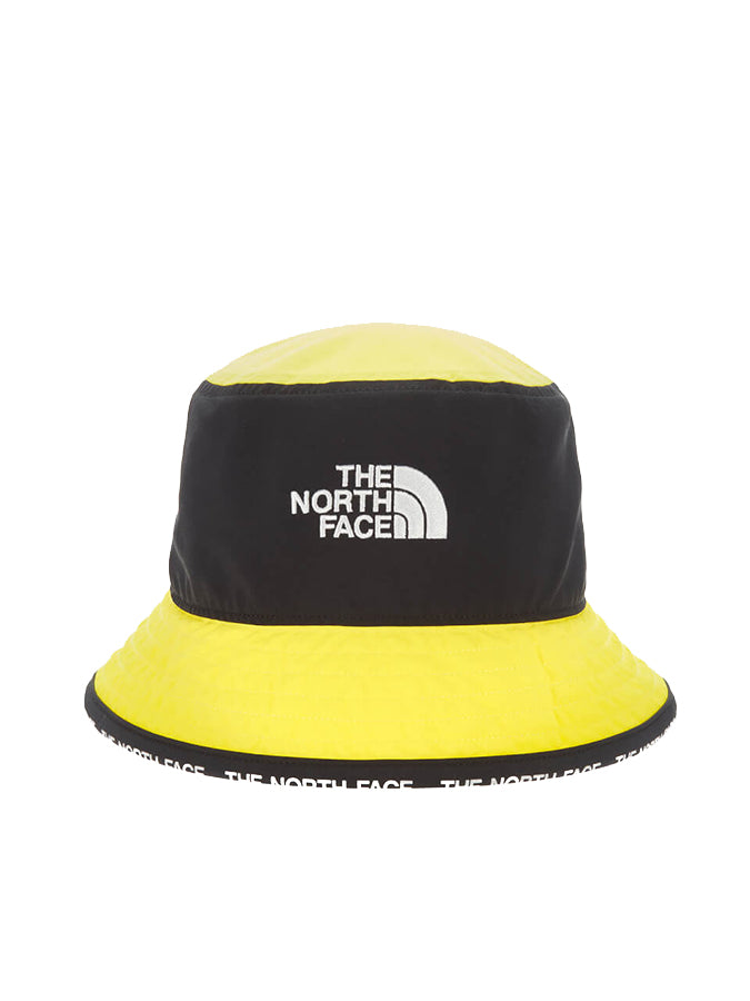 The North Face Cypress bucket hat Black/Yellow