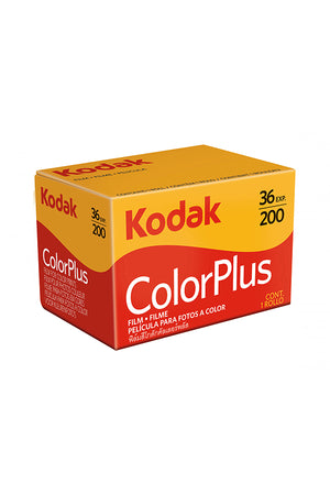 Kodak ColorPlus 200 Color Negative Film