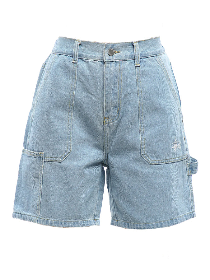 Stussy women Knox Short Denim