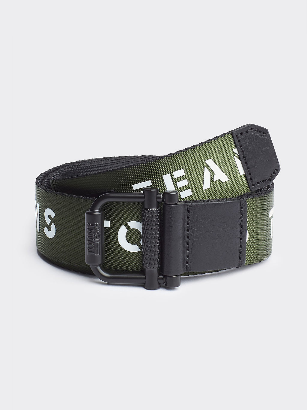 Tommy Jeans Roller Belt Arm Green