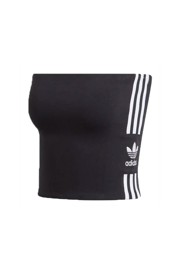 Adidas Originals women trefoil tube top Black
