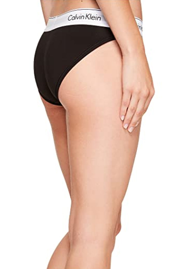 Calvin Klein women Modern Cotton Light Panties Black
