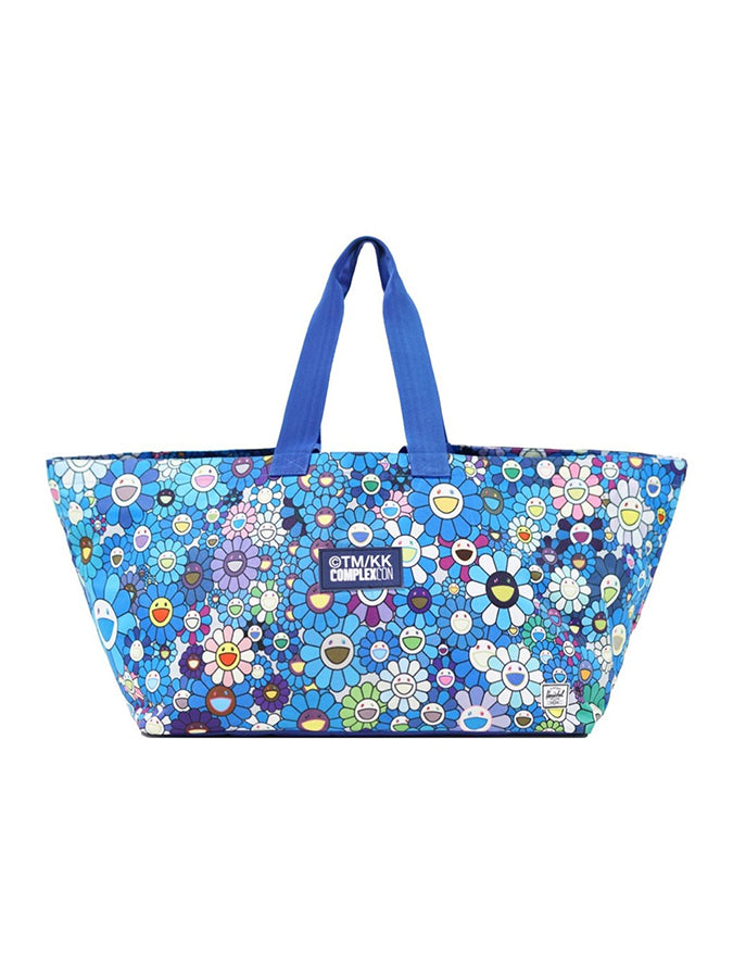 村上隆 Takashi Murakami Flower Tote Bag Blue