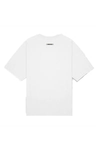 Essentials Fear of God front T-Shirt White