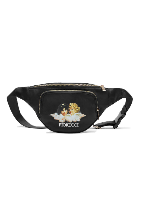 Fiorucci angels Waist Bag Black