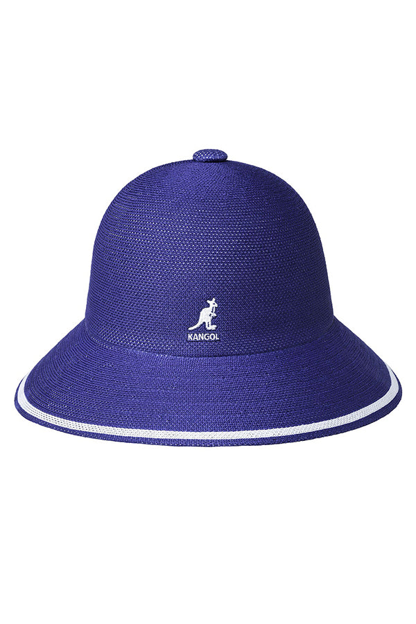 Kangol Tropic Wide Brim Stripe Casual Grape