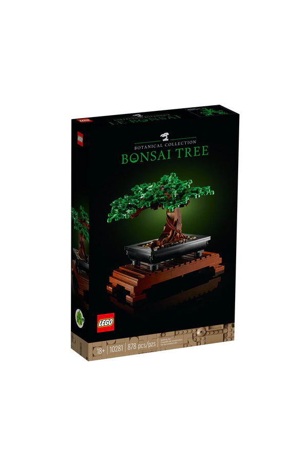 LEGO Botanical Collection Bonsai Tree Set