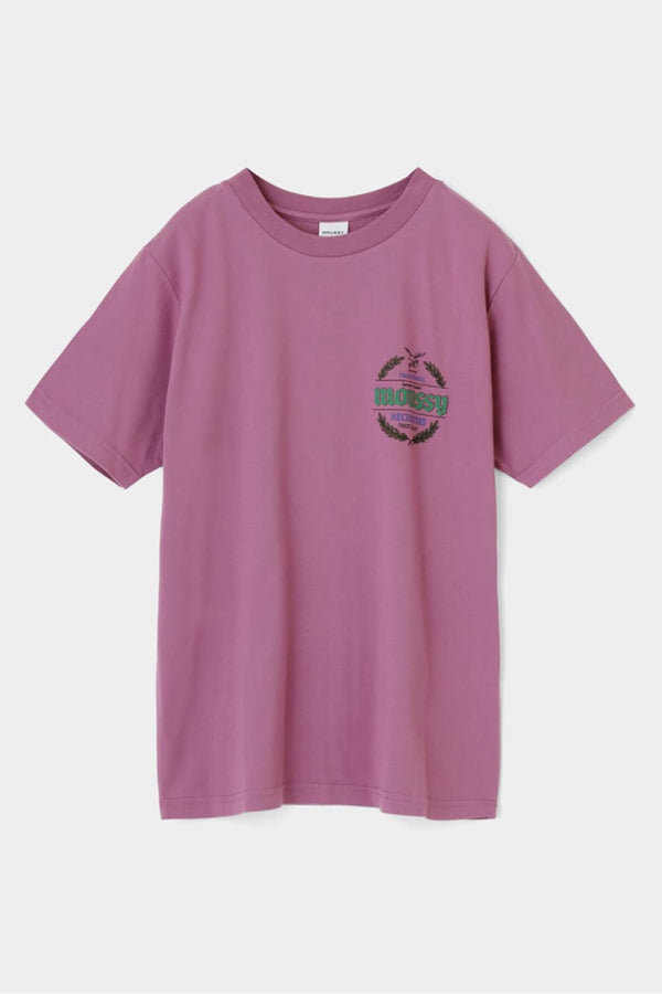 Moussy women traditional T-Shirt (free Size) Purple