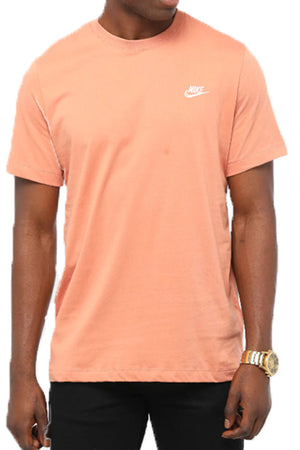 Nike Club T-Shirt Peach