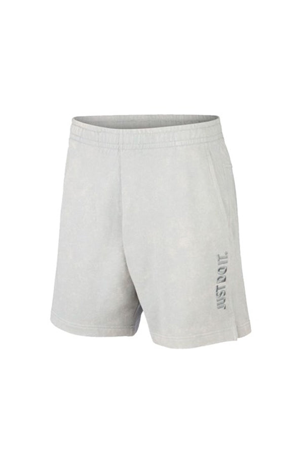 Nike just do it nsw wash Shorts Smoked Grey