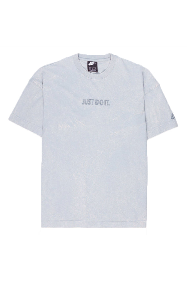 Nike just do it nsw wash T-Shirt Smoked Grey