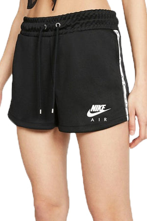 Nike women air tape Shorts Black