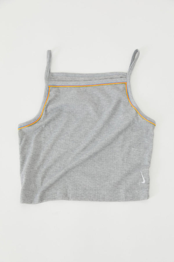 Nike women exercise Tank Grey