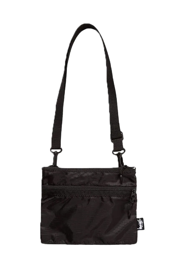 Stussy Ripstop Pouch Black