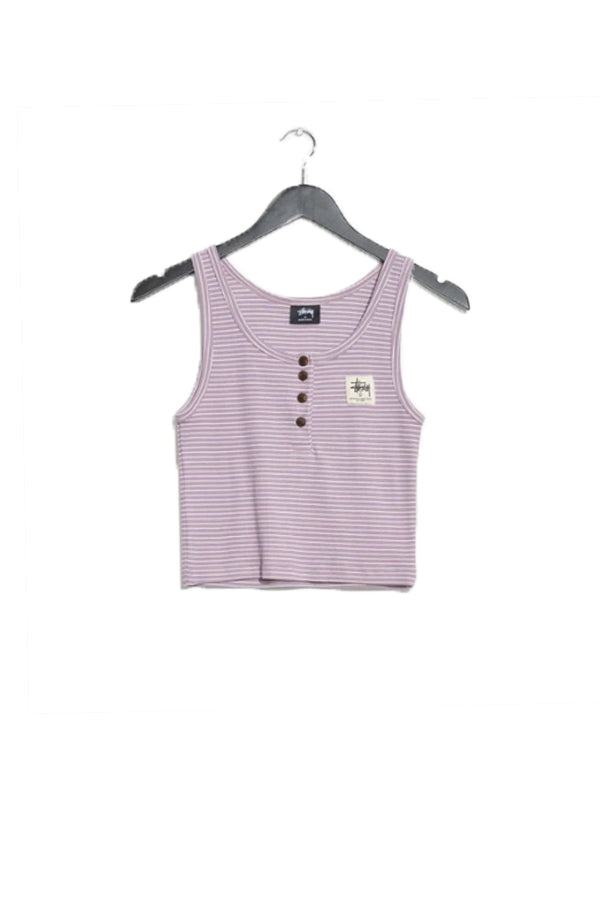 Stussy women Fairview Tank Purple