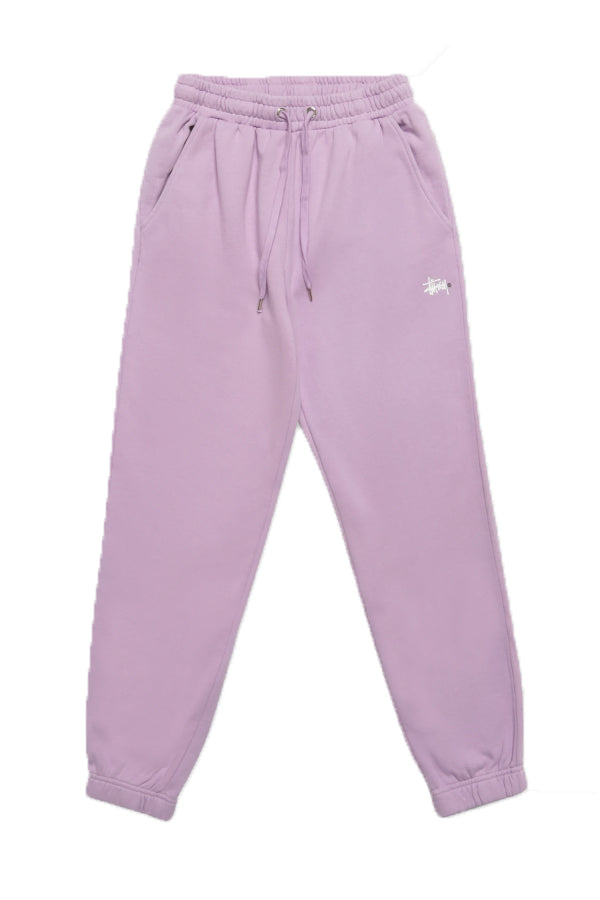 Stussy women pigment Pants Light Purple