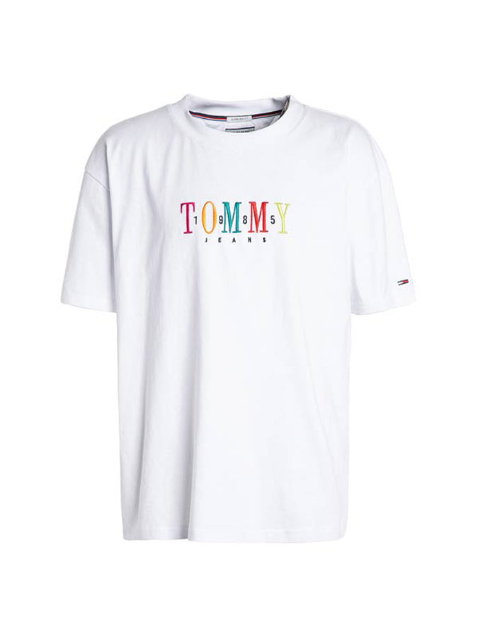 Tommy Jeans 85 T-Shirt White