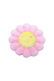 村上隆 Takashi Murakami Flower Cushion 30cm Light Pink