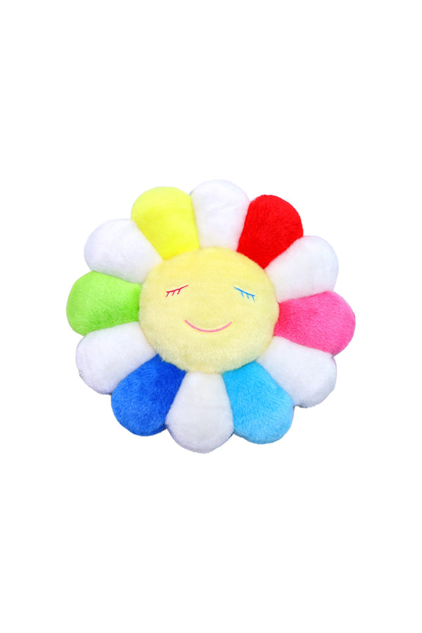 村上隆 Takashi Murakami Flower Cushion 30cm Multi colour