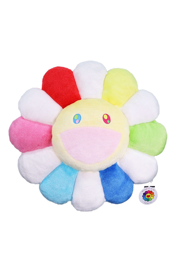 村上隆 Takashi Murakami Flower Cushion 60cm Multi colour