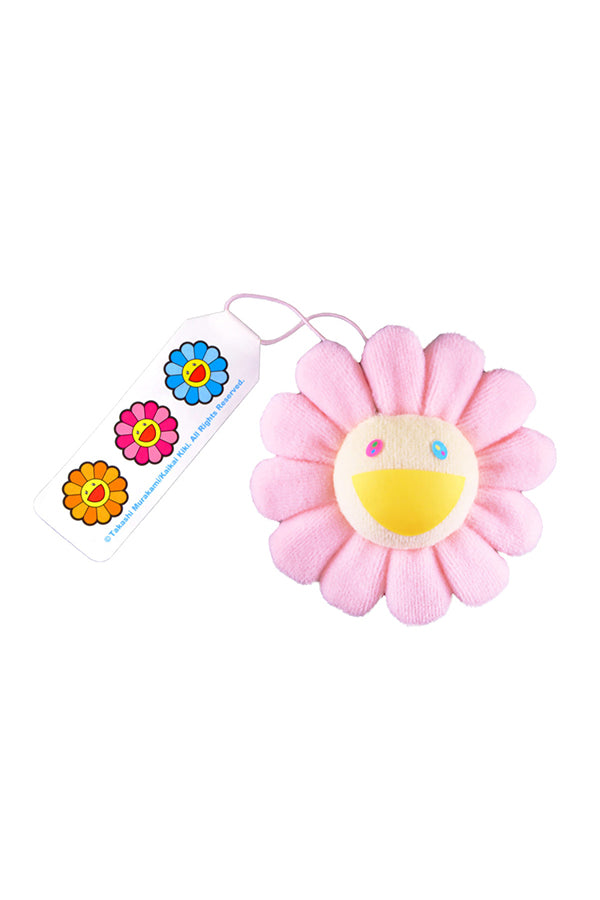 村上隆 Takashi Murakami Flower Plush Pin Light Pink