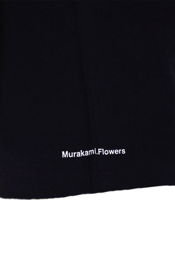 Takashi Murakami 村上隆 Flower #0000 T-Shirt Black