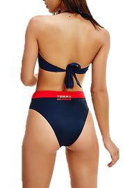 Tommy Hilfiger women cheeky high rise waist Bikini Set