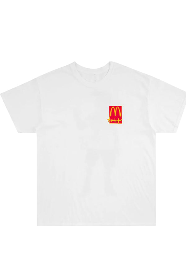 Travis Scott Astroworld x McDonald's Action Figure Series T-shirt