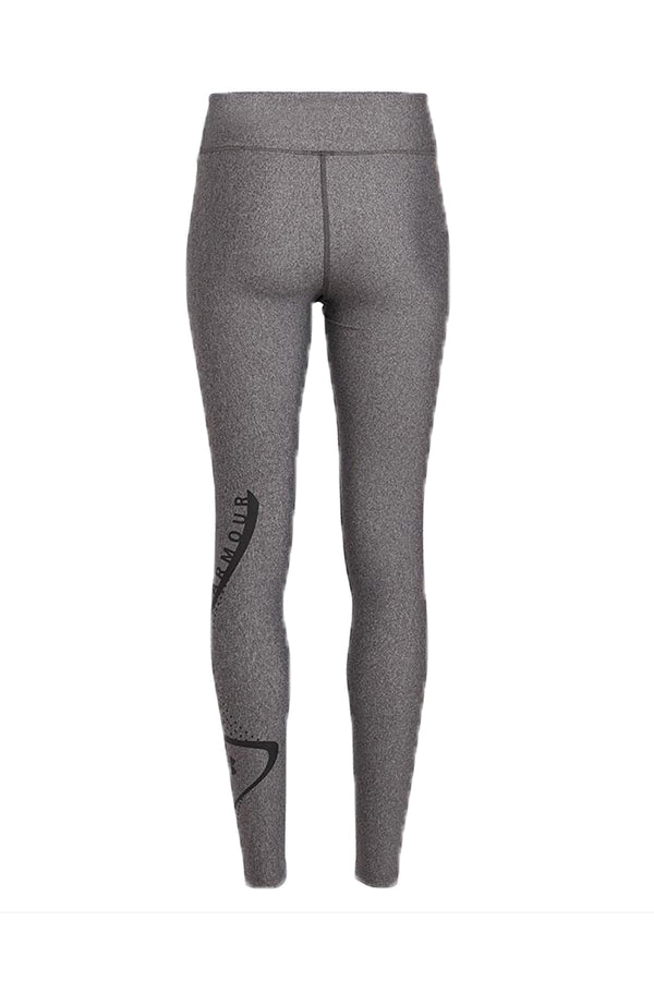 Under Armour women Armour Graphic Swerve Wordmark Legging Heather