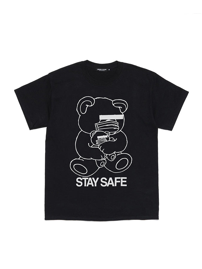Undercover Limited edition UCY9822 T-Shirt Black